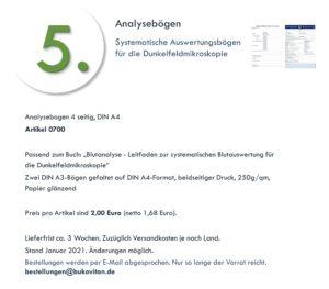 Analysebogen